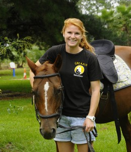 horse therapy volunteer